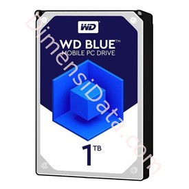 Jual Hard Disk WERTERN DIGITAL Scorpio Blue 1TB [WD10SPZX]
